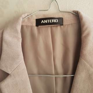 Blazer /coat/jaket/bahan corduroy