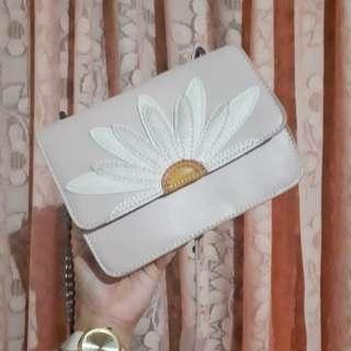 Sunflower sling bag