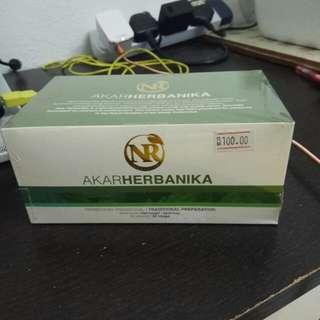 Akar Herbanika 30 tea bag