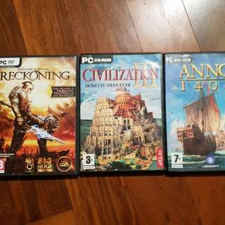 3 PC Games