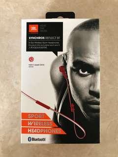 JBL Synchros Reflect BT Wireless Headphones