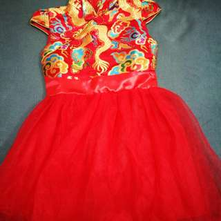 Dress for 7-8 yrs