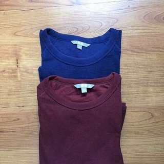 Uniqlo sweatshirt (as pack)