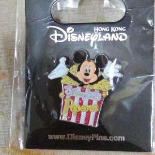 Disney Hong Kong pin金屬做,完美主義者勿入。