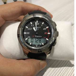 Tissot  T-touch II Titanium