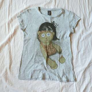 ZARA KIDS T SHIRT FOR a 7-8 YO GIRL