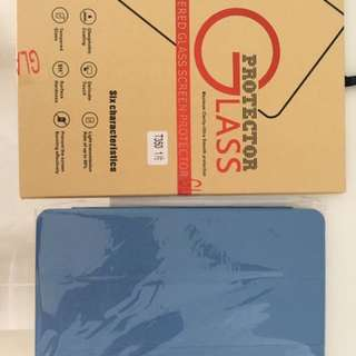 Screen protector & casing for Samsung Tab A 8.0 T350