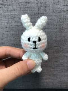 Spoiled Rabbit Amigurumi