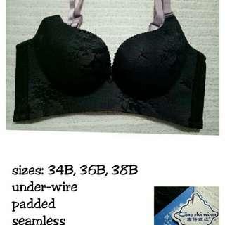 branded bras