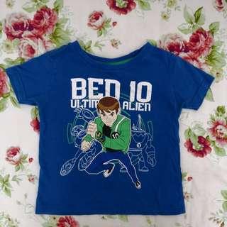 Cartoon Network Ben 10 t shirt