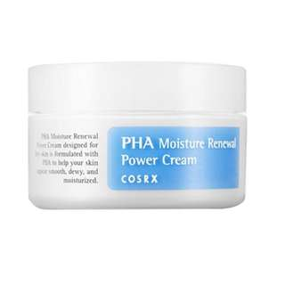 COSRX PHA moisture power renewal cream
