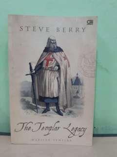 [TURUN HARGA] Novel the templar legacy