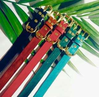 Pet collars -