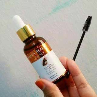 (INSTOCK AVAIL) Authentic Gold Hair Herba Arab Eyelash Growth Arafah Beauty Serum PO