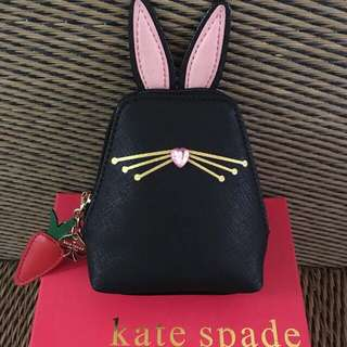 Authentic Kate Spade ♠️ Coin Purse(Genuine Leather)