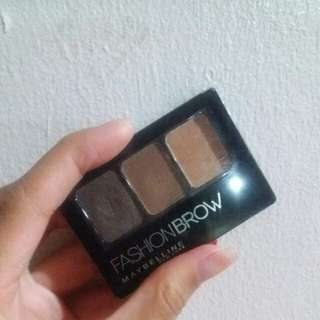 Maybelline's Fashion Brow in Light brown