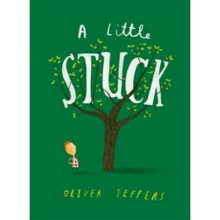 [ Brand New ]  A Little Stuck    By:Oliver Jeffers  (Board Book)