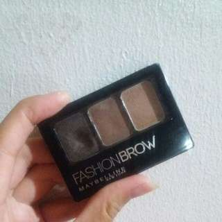 Maybelline's Fashion Brow in Dark Brown
