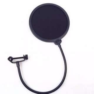 Pop Shield Mask Shield Ws-04 (Mic Filter)