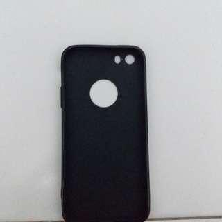 Softcase Fullblack Iphone 5s