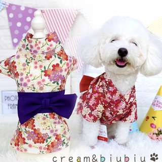 Kimono Costume for pets