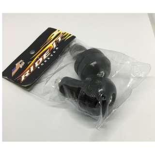 Motorcycle Handlebar Anti Vibration Grip Cap / HandleBar Grip End