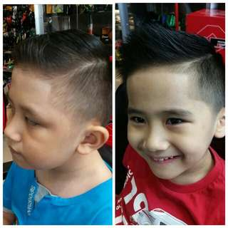 Barber service at profile asia No 139 jalan besar # 01 - 01 singapore 208857 Tel 62968639 Open daily 11. 30 to 10 Pm Booking available KEN GOH HP 81187155  Instagram : Kenlovesred
