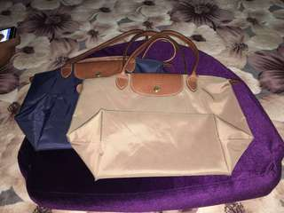 Long champ authentic small