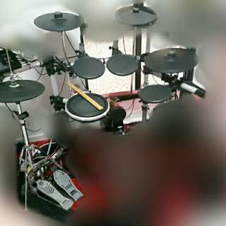Yamaha DTX iv Special Drumset