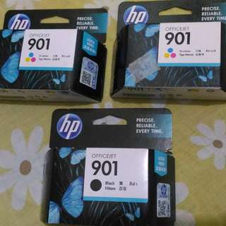 HP Officejet 901 Black and Tricolor (REPRICED)
