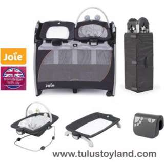 Joie Excursion Change & Bounce Playpen