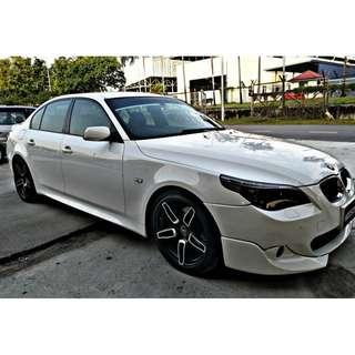 BMW E60 525i M-SPORT - 2017 SB