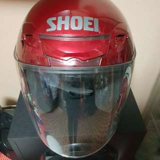 Shoei Jforce 3 WINE RED [ TSR CONVERT ]