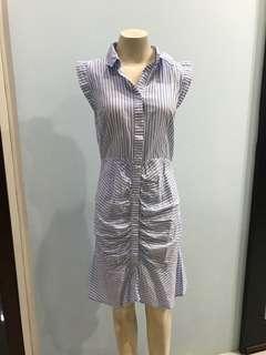 Baju dress kantoran