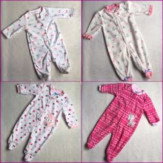 All BNEW! Frogsuit for 0-3 mos baby girl
