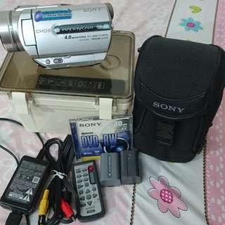 SONY 數位液晶攝錄放影機 dvd905