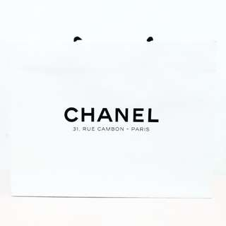Paperbag chanel √