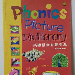 Phonics Picture Dictionary +2CD