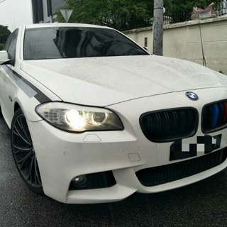 BMW 528i 2.5 Turbo Japan Spec