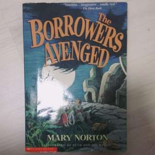 the borrowers avenged | mary norton