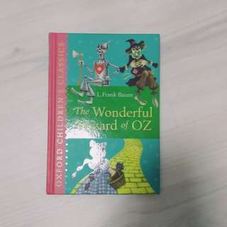 the wonderful wizard of Oz | L.frank baum