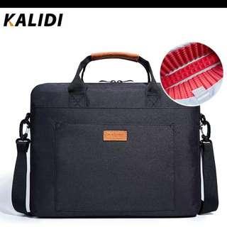 (PO) 17.3 Inch Laptop Bag Shoulder Bag