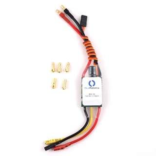Basic 30A Brushless Motor ESC (w/ forward/reverse firmware)