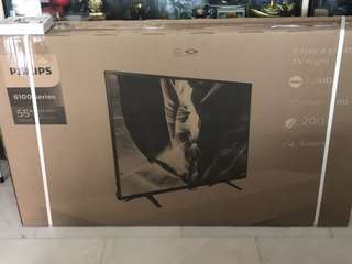 Philips 55 inch full HD smart tv
