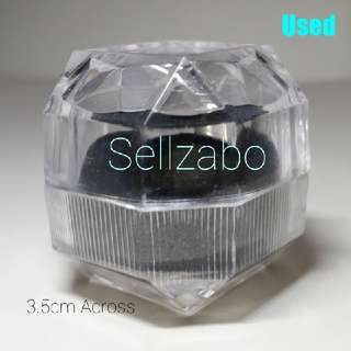 Used Rings Box Holder Sellzabo Clear Transparent Colour Accessories