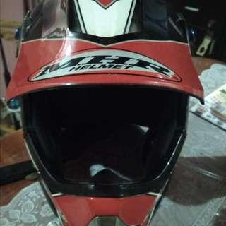 Helmet (MHR mojave dot)