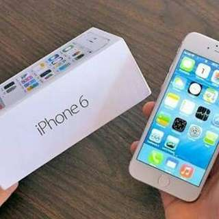 IPHONE 6 64GB bisa kredit