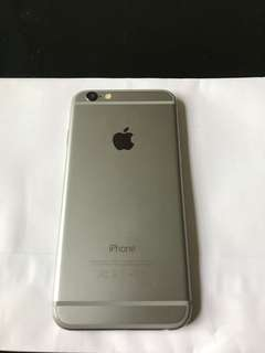 Iphone 6 space grey 64GB preloved !
