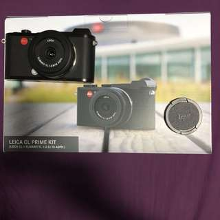 Leica CL 18mm Elmarit Kit