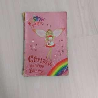chrissie the wish fairy | rainbow magic